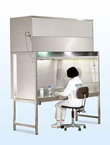 Vertical Laminar Flow Bench Series »ASW-FU«, floor-mounted appliance